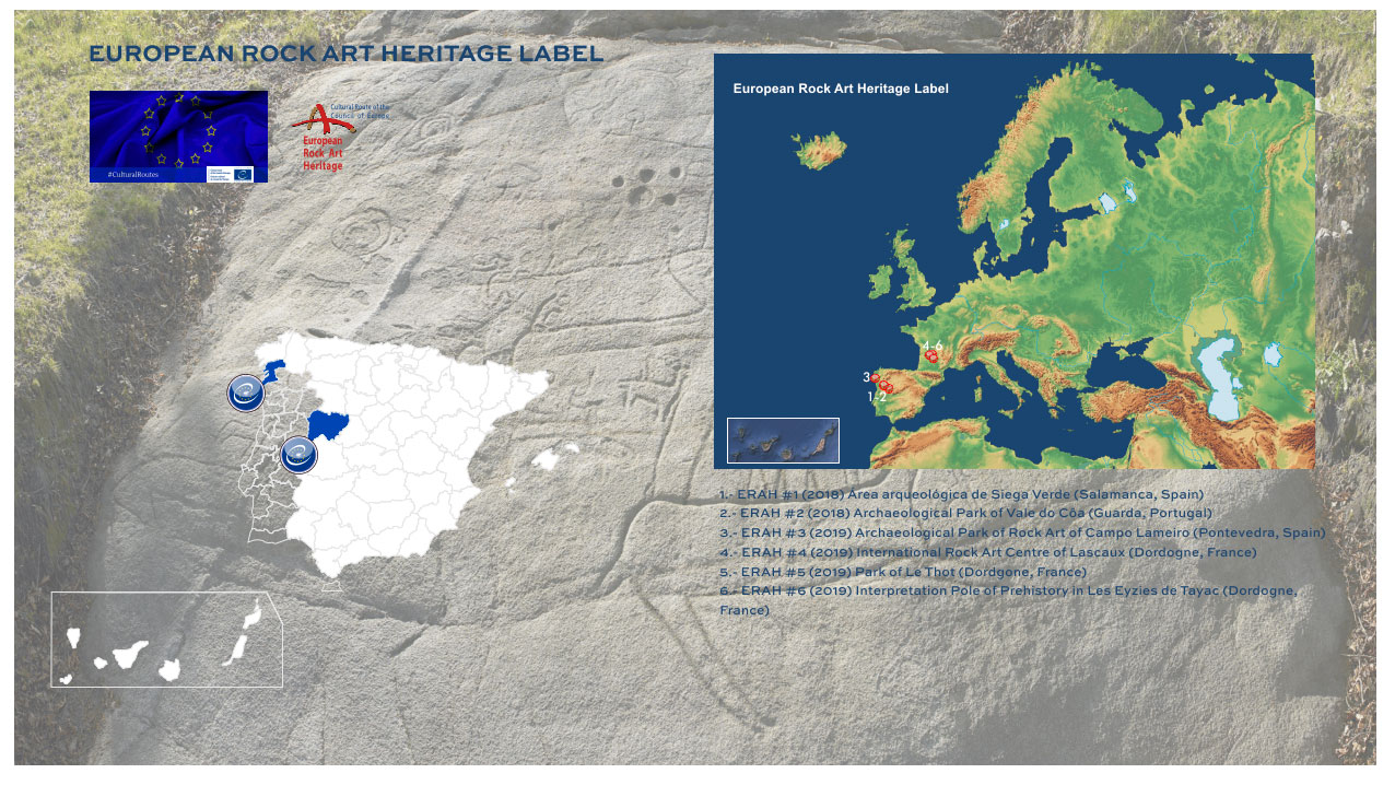 European Rock Art Certificate