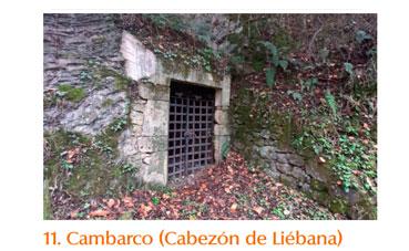 Cueva de Cambarco (Cabezón de Liébana)